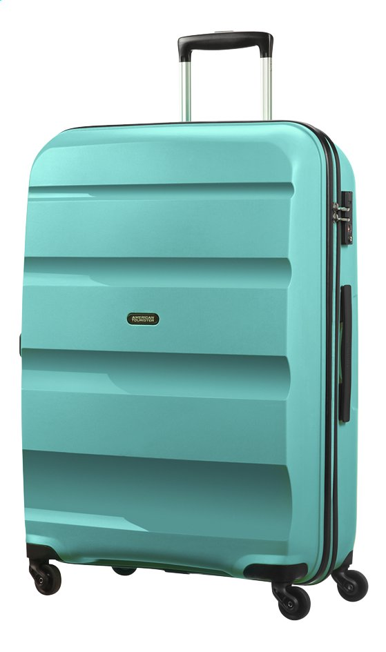 Afbeelding van American Tourister Harde reistrolley Bon Air Spinner deep turquoise 75 cm from ColliShop