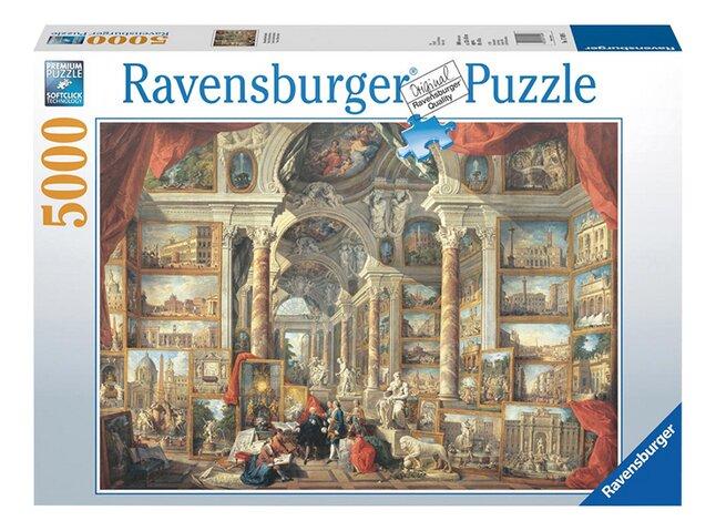 Image pour Ravensburger puzzle Vues de la Rome moderne à partir de ColliShop
