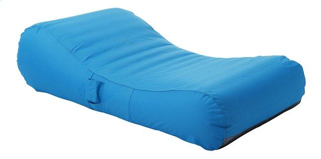Image pour Sunvibes Fauteuil lounge gonflable Wave turquoise à partir de ColliShop