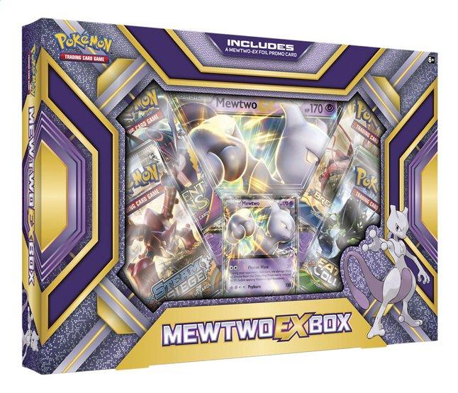 Image pour Pokémon Trading cards Mewtwo-Ex Box à partir de ColliShop