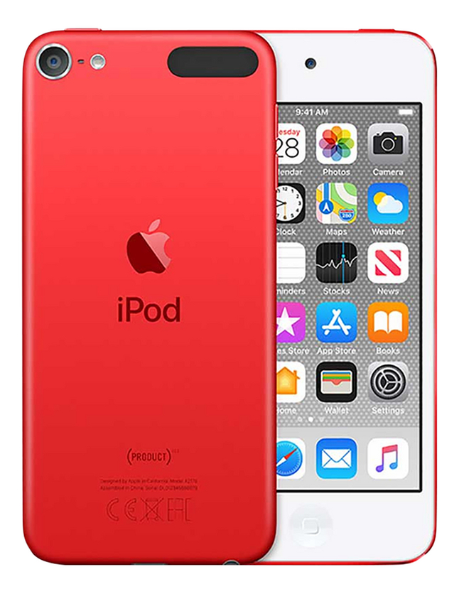 Apple iPod touch 7e génération 32 Go RED