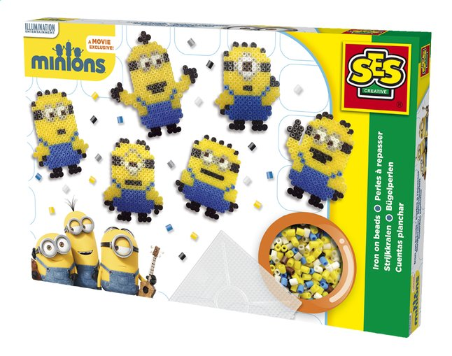 Image pour SES Perles à repasser Minions à partir de ColliShop