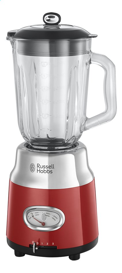 Russell Hobbs Blender Retro Red 25190-56