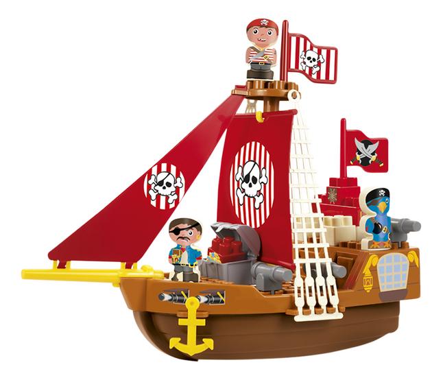 Abrick Piratenboot