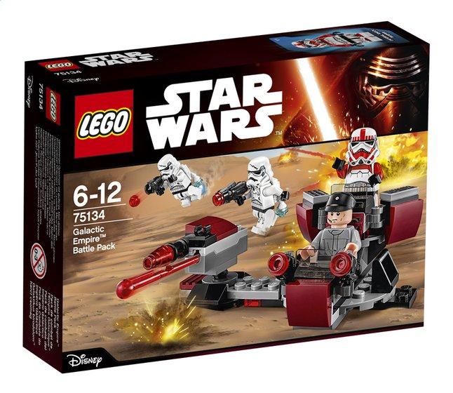 Image pour LEGO Star Wars 75134 Pack de combat de l'Empire Galactique à partir de ColliShop