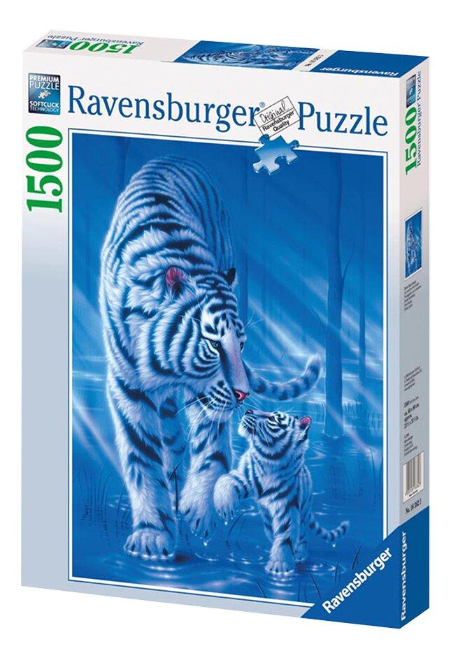 Image pour Ravensburger puzzle La première promenade à partir de ColliShop