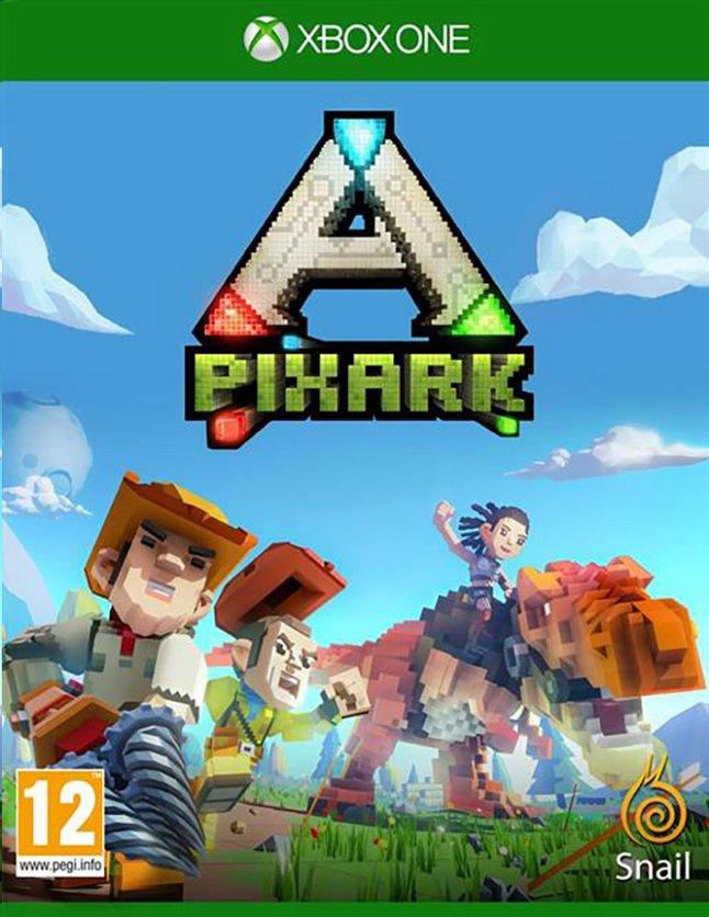 Image pour Xbox One Pixark FR/ANG à partir de ColliShop