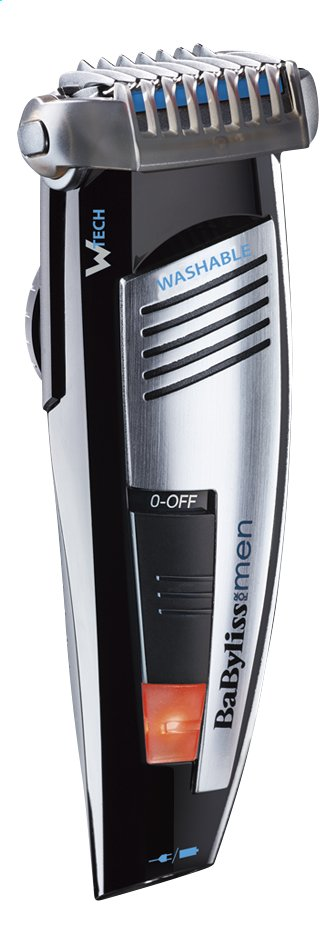 Afbeelding van BaByliss for men Baardtrimmer 3-Day E846E from ColliShop