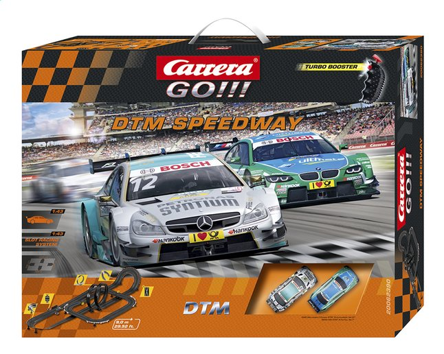 Afbeelding van Carrera Go!!! racebaan DTM Speedway from ColliShop