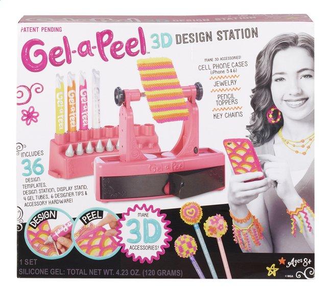 Image pour Gel-a-Peel 3D Design Station à partir de ColliShop