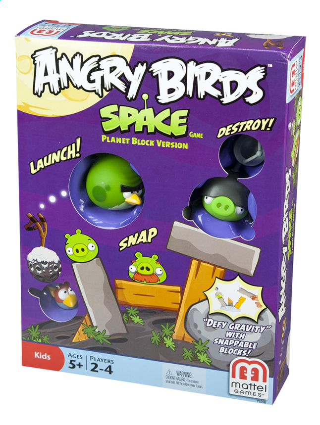 Afbeelding van Angry Birds Space V2 from ColliShop