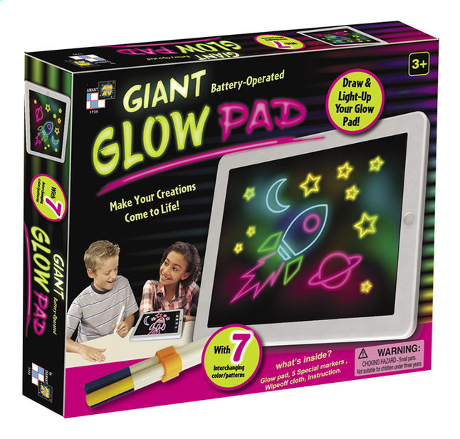 Afbeelding van Giant Glow Pad from ColliShop