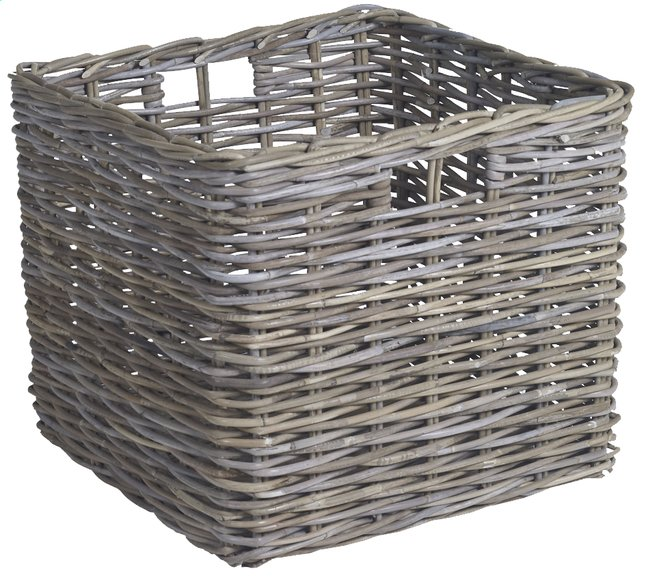 Image pour Practo panier à bûches carré grand à partir de ColliShop