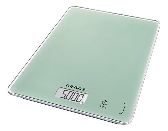 Soehnle Balance de cuisine numérique Page Compact 300 mint to be