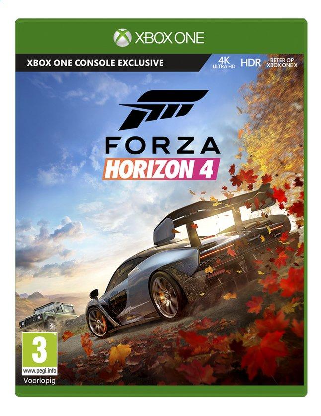 Image pour Xbox One Forza Horizon 4 FR/ANG à partir de ColliShop