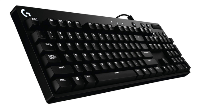 Image pour Logitech clavier G610 Orion Brown à partir de ColliShop