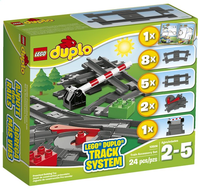 Image pour LEGO DUPLO 10506 Ensemble d'éléments pour le train à partir de ColliShop