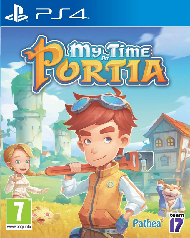 Image pour PS4 My Time at Portia FR/ANG à partir de ColliShop