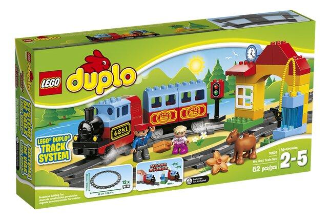 Afbeelding van LEGO DUPLO 10507 Mijn eerste treinset from ColliShop