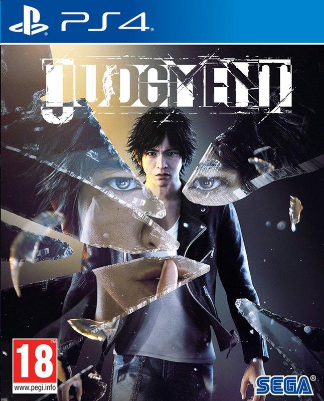 Afbeelding van PS4 Judgment ENG/FR from ColliShop