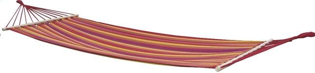 Afbeelding van Bo-Garden eenpersoonshangmat Samba rood/geel from ColliShop