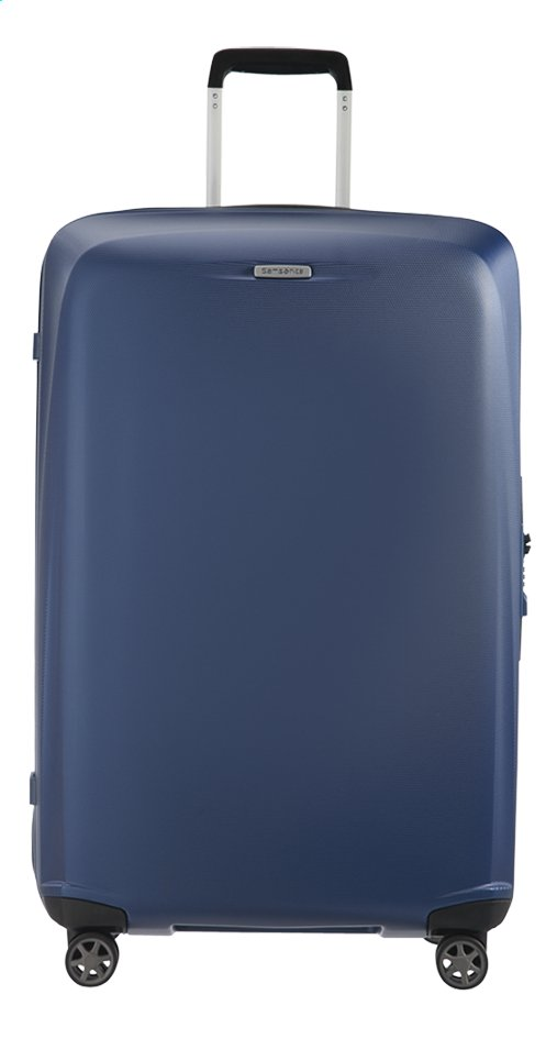 Afbeelding van Samsonite Harde reistrolley Starfire Spinner blue from ColliShop