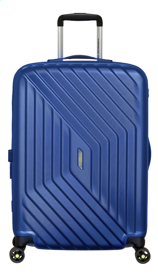 Afbeelding van American Tourister Harde reistrolley Air Force 1 Spinner EXP insignia blue 66 cm from ColliShop
