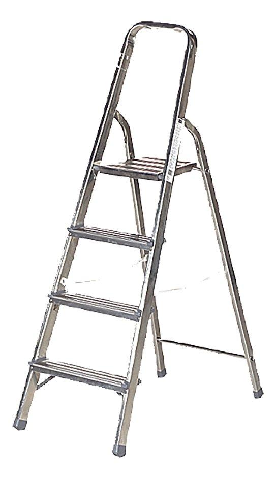Image pour Excelsior escabeau en aluminium à 4 marches à partir de ColliShop