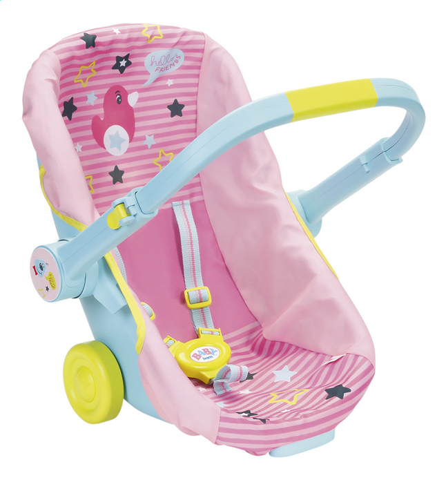BABY born Travel Seat 3 en 1