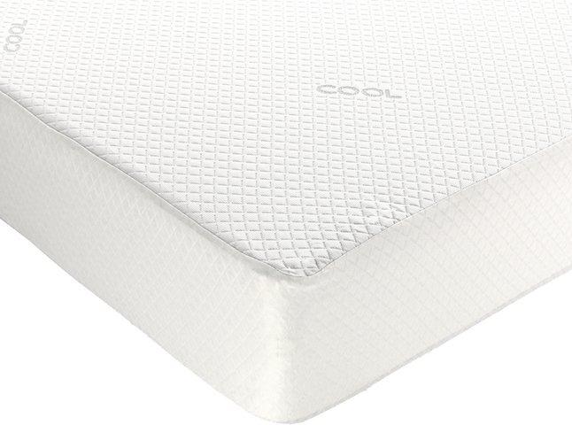 Afbeelding van Warmteregulerende matrasbeschermer (hoes) koele draad/polyester from ColliShop