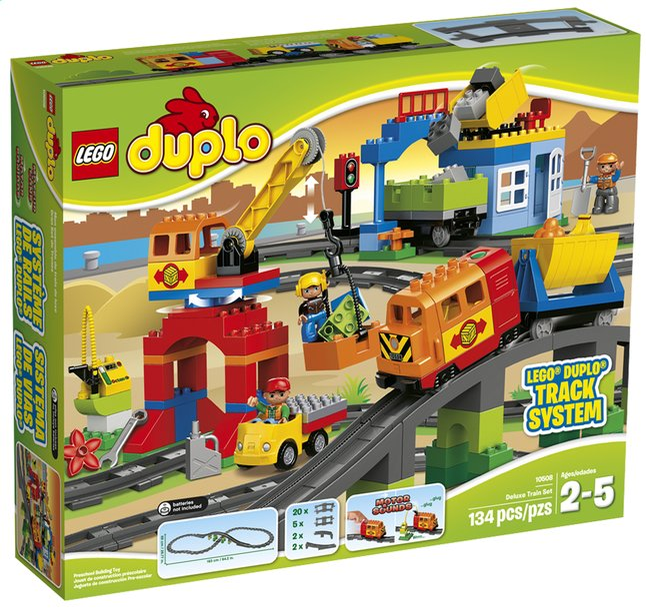 Afbeelding van LEGO DUPLO 10508 Luxe treinset from ColliShop