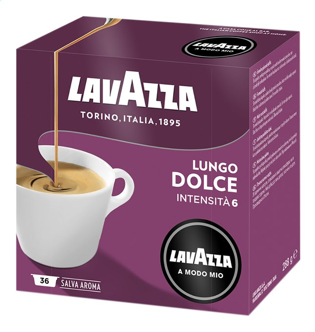 Afbeelding van LavAzza Capsules A Modo Mio Lungo Dolce from ColliShop