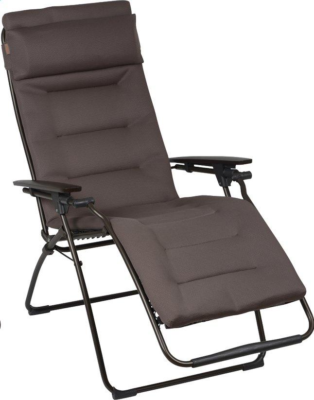 Image pour Lafuma Chaise longue Futura Clip XL Air Comfort taupe à partir de ColliShop