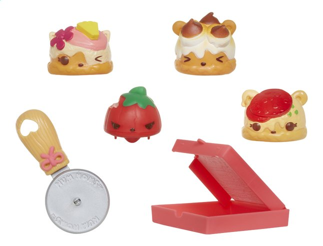 Image pour Set de jeu Num Noms Starter Pack Pizza Party à partir de ColliShop