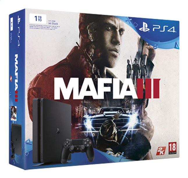 Image pour PS4 Slim console 1 To + Mafia III à partir de ColliShop