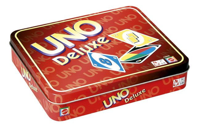 Afbeelding van Uno Deluxe Tin from ColliShop