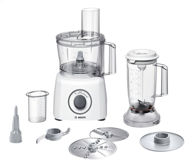Afbeelding van Bosch Foodprocessor MultiTalent 3 MCM3200W from ColliShop
