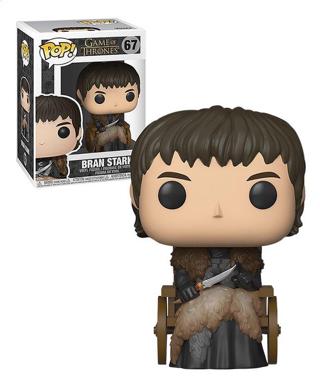 Afbeelding van Funko Pop figuur Game of Thrones - Bran Stark from ColliShop