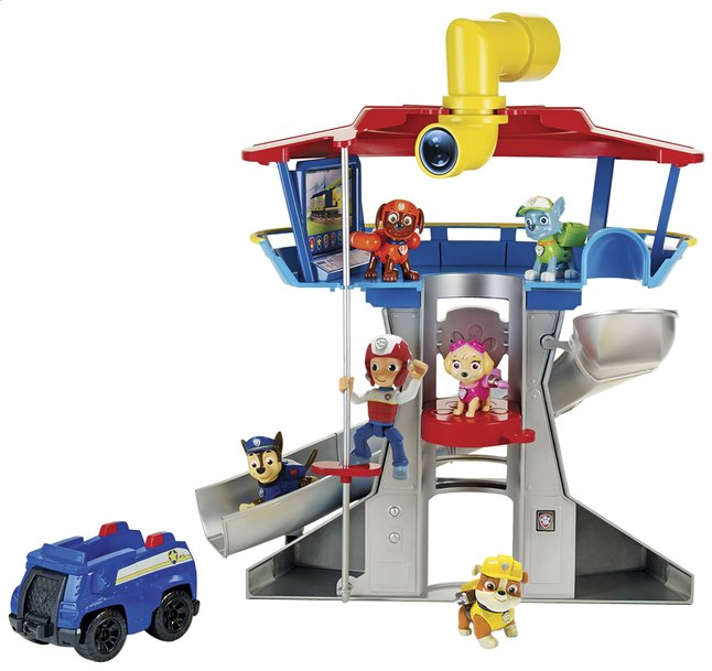 Afbeelding van Spin Master speelset PAW Patrol Lookout from ColliShop
