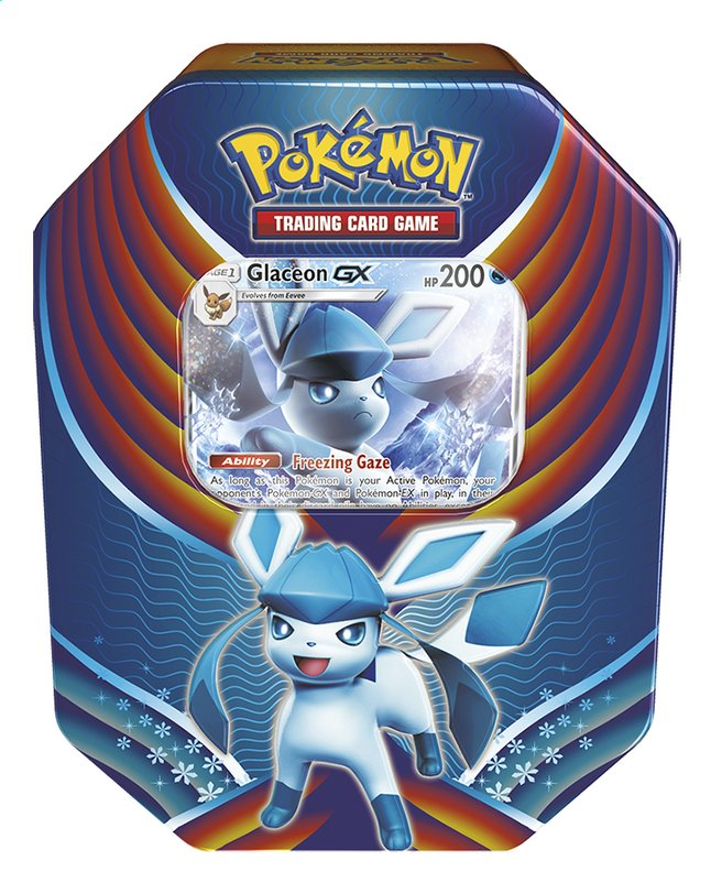 Afbeelding van Pokémon Trading Cards GX Fall 2018 Glaceon-GX from ColliShop