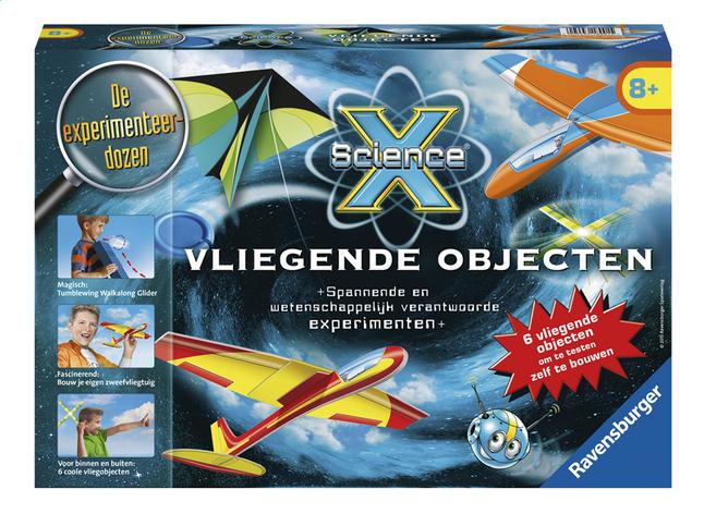 Image pour Ravensburger Science X Vliegende objecten NL à partir de ColliShop