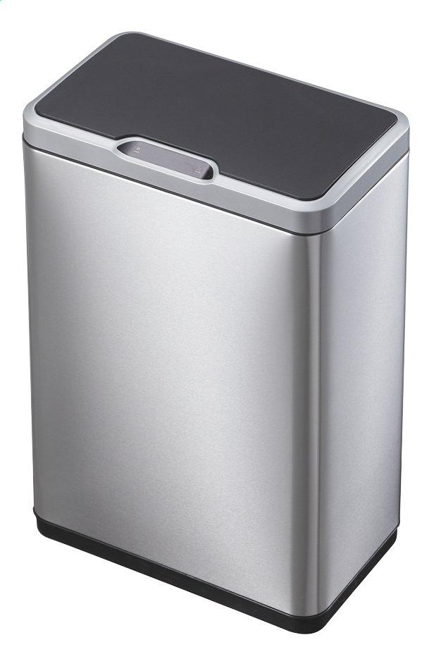 Image pour Eko Poubelle automatique Recycle Mirage Sensor inox/noir 40 l à partir de ColliShop