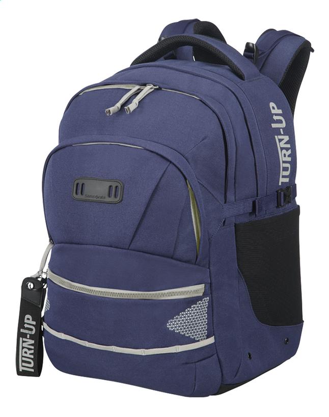 Image pour Samsonite sac à dos Turn-Up M Royal Cobalt à partir de ColliShop
