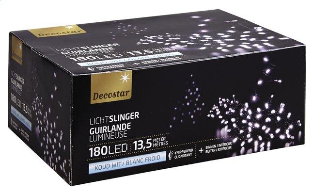 Image pour Guirlande lumineuse LED L 13,5 m blanc froid à partir de ColliShop
