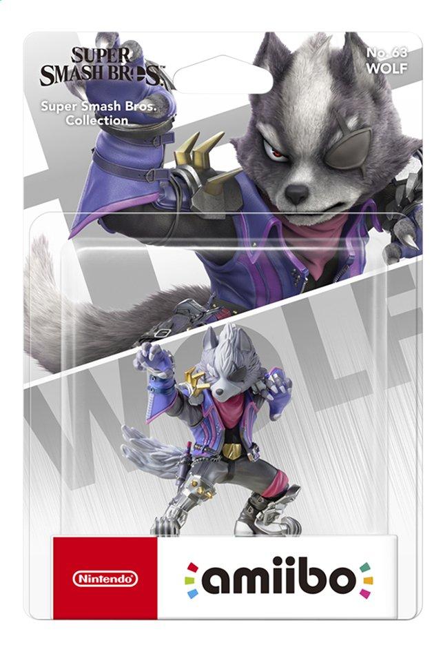 Afbeelding van Nintendo Figuur amiibo Zelda Wolf from ColliShop