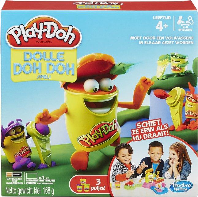 Afbeelding van Play-Doh Dolle Doh-Doh from ColliShop