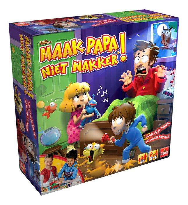 Afbeelding van Sshh... maak papa niet wakker! from ColliShop