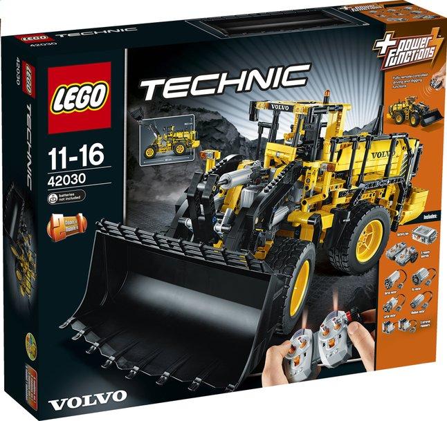 Image pour LEGO Technic 42030 Chargeuse Volvo L350F à partir de ColliShop