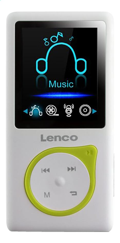 Image pour Lenco lecteur MP4 Xemio-668 8 Go Lime à partir de ColliShop