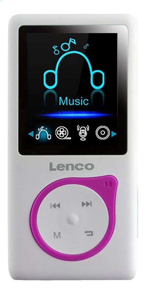 Afbeelding van Lenco mp4-speler Xemio-668 8 GB roze from ColliShop